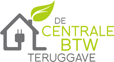 de centrale btw teruggave logo